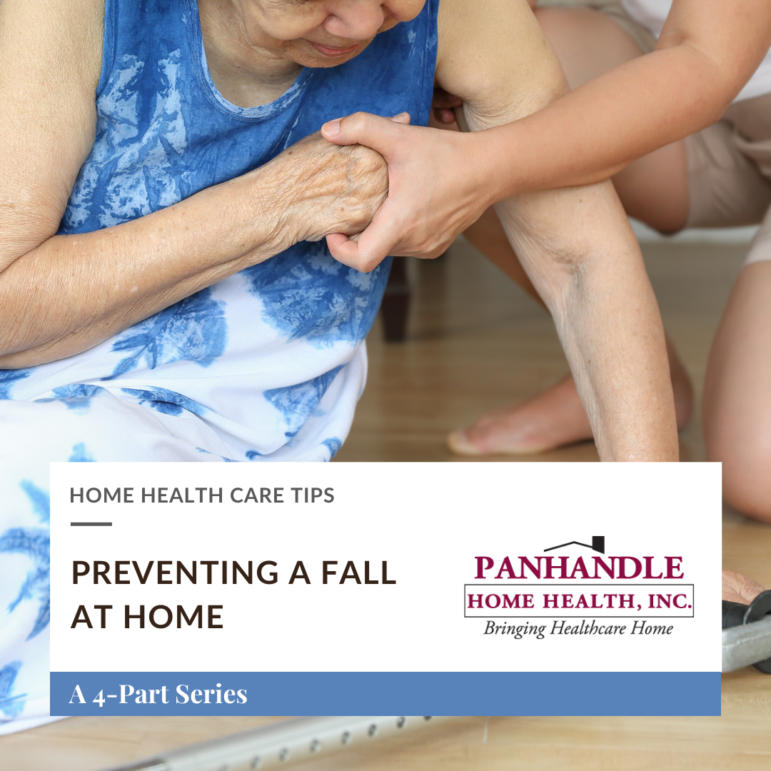 Preventing a Fall at Home